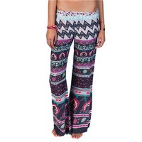 Billabong Beauty Bells Pants - Off Black Multi - J3022BEA				 | 