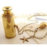 Spyglass Necklace