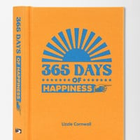 365 Days Of Happiness By Lizzie Cornwall- Black One