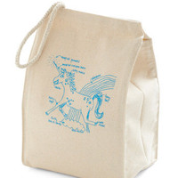 Lead the Pack Lunch Bag in Unicorn | Mod Retro Vintage Kitchen | ModCloth.com