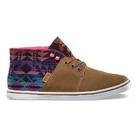 Product: Suede Tribal Camryn Slim