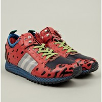 Adidas x Opening Ceremony Men's Red New York Run Sneakers