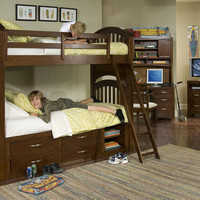 Paliser Twin over Twin Bunk Bed