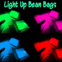 Light Up Led Bean Bags