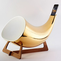 Gold MegaPhone iPhone Amplifier