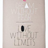 Dream Without Fear Poster