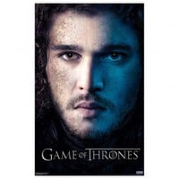 Game of Thrones Jon Snow Season 3 Poster [11x17]