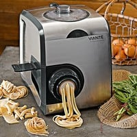 Viante CUC-26PM Pasta Perfetto Electric Pasta Maker and Extruder with 14 Interchangeable Discs