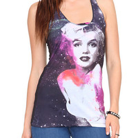 Marilyn Monroe Cosmic Tank Top | Hot Topic