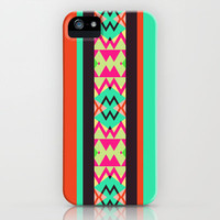 Mix #363 iPhone & iPod Case by Ornaart