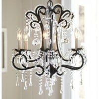 Katerina Beaded Crystal Chandelier