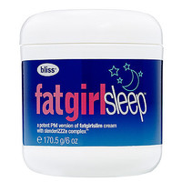 Bliss FatGirlSleep: Cellulite & Stretch Marks | Sephora