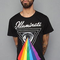 Karmaloop.com - The Illuminati Tee in Black by Freshjive
