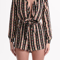 holly playsuit - black at Esther Boutique