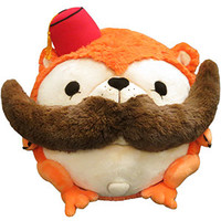 Squishable Fezzy: An Adorable Fuzzy Plush to Snurfle and Squeeze!