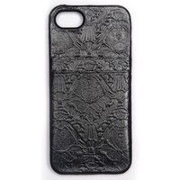 Hex x Fools Gold - Solo Wallet iPhone 5 Case (Black)