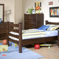 Ball State Twin Size Bed