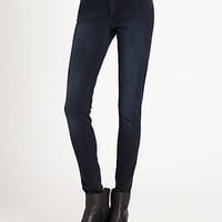 Acne - Skin 5 Skinny Jeans/Used Black