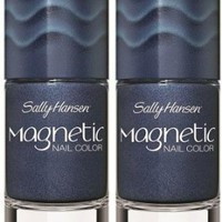 Sally Hansen Magnetic Nail Colour #906 IONIC INDIGO (PACK OF 2)