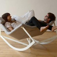 SWAY Rocking chair 2010