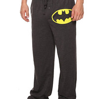 DC Comics Batman Logo Men's Pajama Pants | Hot Topic
