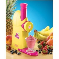 Nostalgia Electrics FFT100 Fro-Frutti Frozen Fruit Dessert Maker