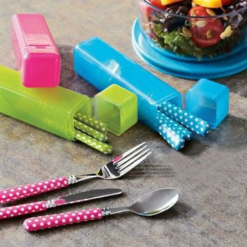 Gear-Up Lunch Utensils