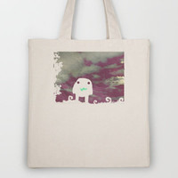 In A Dream Tote Bag by Ben Geiger
