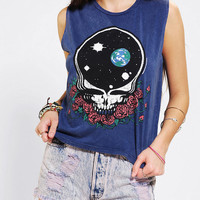 Urban Outfitters - LIFE Grateful Dead Skull Muscle Tee