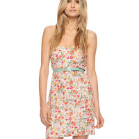 Wildflower Strapless Linen Dress | FOREVER21 - 2011408420