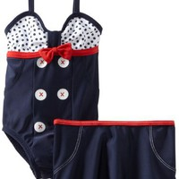 Baby Bunz-Girls Infant Sailor Girl Set