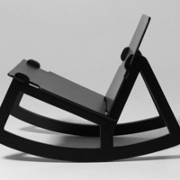 Rock Chair by Fredrik Farg [GS-1870-1000] - $599.00 - GSelect  - Gifts for Men. Unique, Cool Gift Ideas and Presents