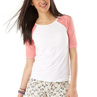 dELiAs > Colorblock Raglan SS > just in > tops