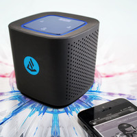 Phoenix Portable Bluetooth Speaker at Firebox.com