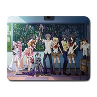 Kore wa Zombie Desu ka? of the Dead Anime Mouse Mat Pad Mousepad