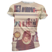 Women's Tumblr View Tee