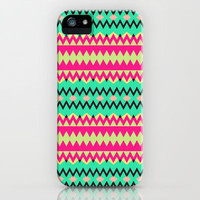 Mix #366 iPhone & iPod Case by Ornaart