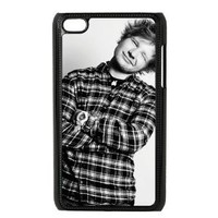 Amazon.com: Ed Sheeran Case for IPod Touch 4th Black and White IPod Touch 4th Fitted Case: Cell Phones & Accessories