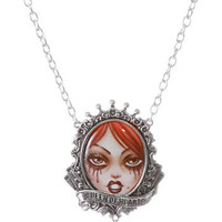 Queen of Broken Hearts Necklace