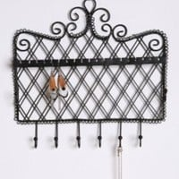UrbanOutfitters.com &gt; Filigree Jewelry Hook