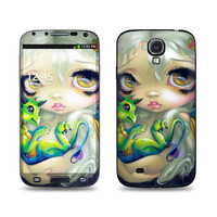 Samsung Galaxy S4 Skin - Dragonling by Jasmine Becket-Griffith
