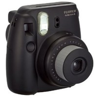 Amazon.com: Fujifilm Instax Mini 8 Instant Film Camera (Black): Camera & Photo