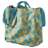 Mossimo Supply Co. Pineapple Printed Tote Bag - Yellow