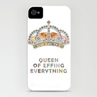 &quot;her daily motivation&quot; iPhone Case by Bianca Green | Society6