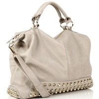 Pre-Order Stone Studded Bottom Handbag