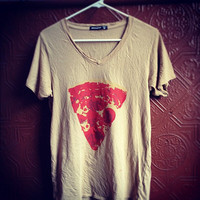 Pizza Slice Tee Shirt by brightbeige on Etsy