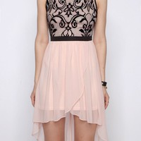 Afternoon lace dress -Fashion -Super-Market
