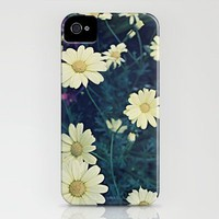 Flowers Polaroid iPhone Case by Leah Flores | Society6