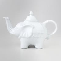 White Ceramic Teapots | World Market