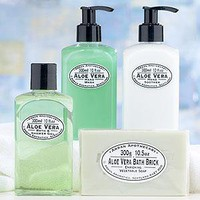 Arran Apothecary Collection, Aloe Vera - Soaps and Lotions - Cost Plus World Market